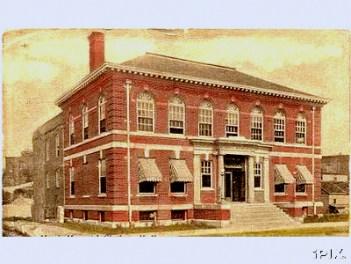 1910 - Morris Memorial, Chatham, NY