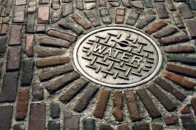 Pay your Water and Sewer bill.