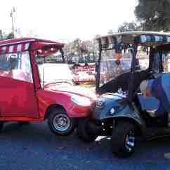 Golf Cart Accidents Ford Fiesta Radio Wiring Diagram Safety Emphasized With Holiday Visitors In The
