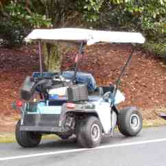Golf Cart Accidents Mercedes Wiring Diagrams Schematics Driver Dies After Colliding With Mini Van On