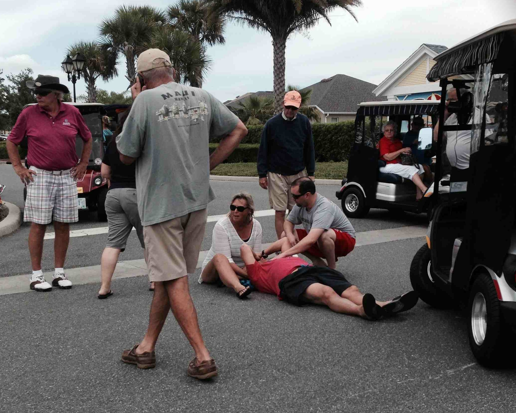 golf cart accidents pioneer deh 2450ub wiring diagram accident victim says traffic light needed on