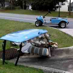 Golf Cart Accidents Mercury Tach Wiring Diagram Two Taken To Villages Hospital After Accident On