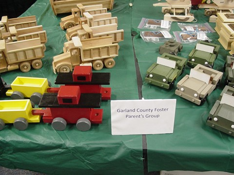 2011 Toys - Garland County Foster Parents