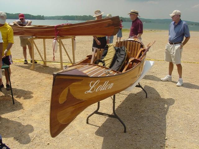 July 4th 2011 Canoe Drawing
