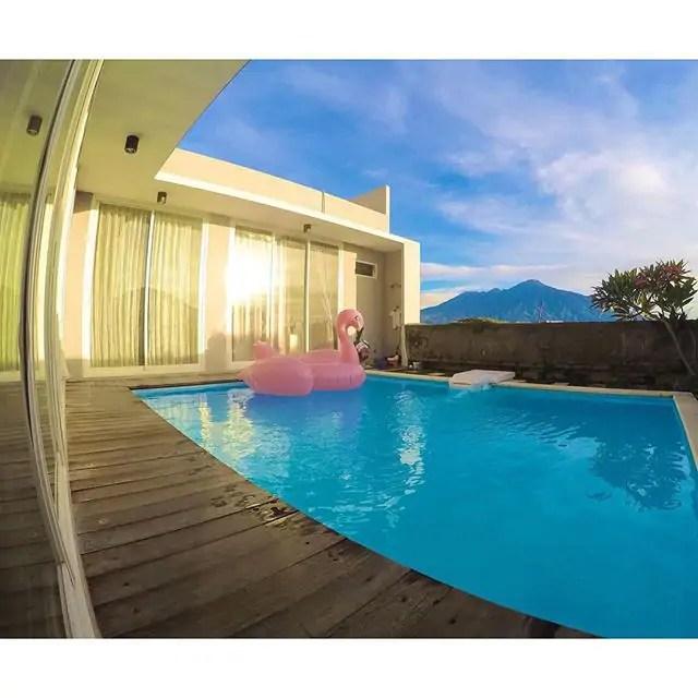 Rekomendasi Villa Di Batu Yang Memiliki Fasilitas Kolam