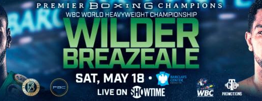 DEONTAY WILDER THRILLS BARCLAYS CENTER CROWD WITH SCINTILLATING FIRST ROUND KNOCKOUT