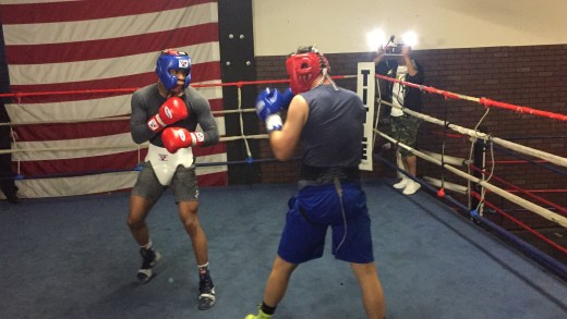 DEVIN HANEY UNTOUCHABLE IN SPARRING FOR WBC TITLE DEFENCE