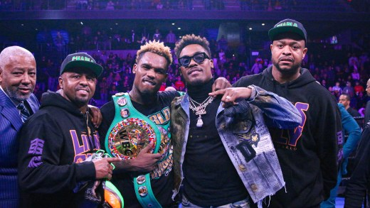 Jermell Charlo regains WBC strap after stopping Tony Harrison in 11