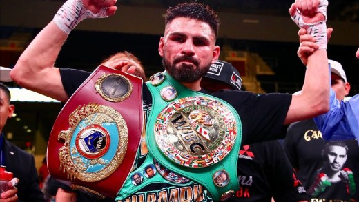 Unified Super Lightweight World Champion Jose Ramirez Wants All The Belts