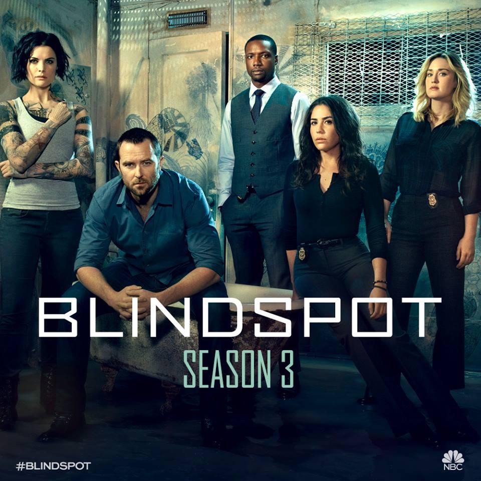Blindspot 3 Staffel