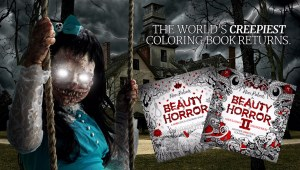The Beauty of Horror 2: Ghouliana's Creepatorium - Another GOREgeous Coloring Book