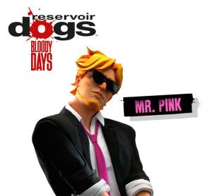 Resevoir Dogs: Bloody Days From Big Star Games