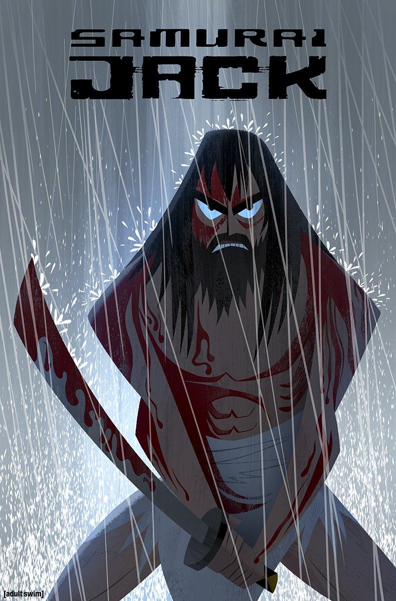 Samurai Jack Season 5 on Adult Swim