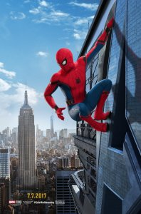 Sony Pictures Releasing's Spider-Man: Homecoming Poster