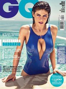 Alexandra Daddario, GQ Spain,