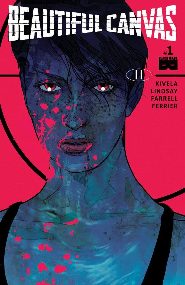 Comic Books 2017, Beautiful Canvas #1, Black Mask Studios