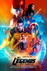 Legends of Tomorrow, Season 2