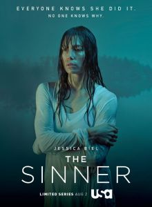 Jessica Biel Sinner, USA Network, The Sinner