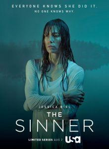 Jessica Biel Sinner, USA Network, The Sinner