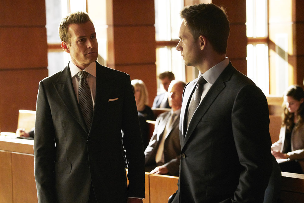 Suits, Season 7, USA Network