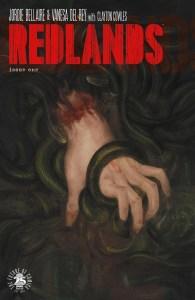 Redlands #1, Image Comics