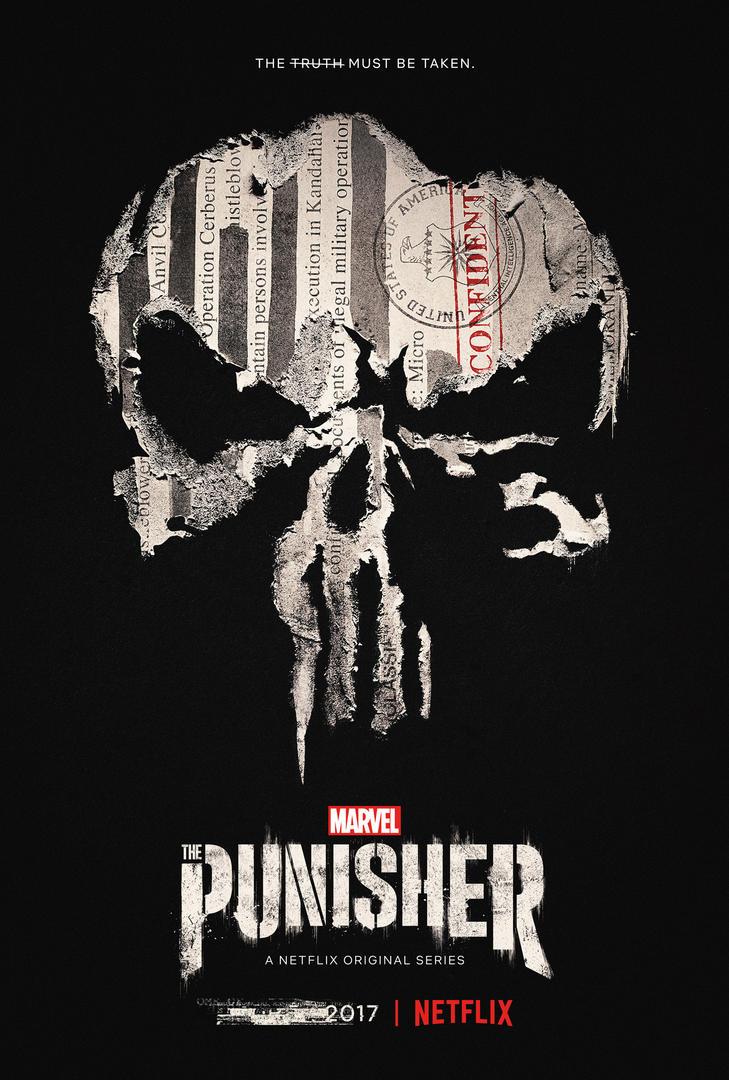 Marvel, The Punisher, Netflix