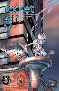 Rocket Girl #9, Image Comics
