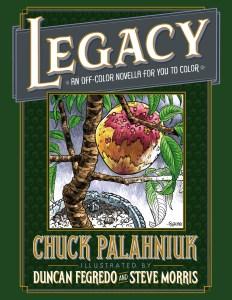 Chuck Palahniuk, Legacy, Dark Horse Comics