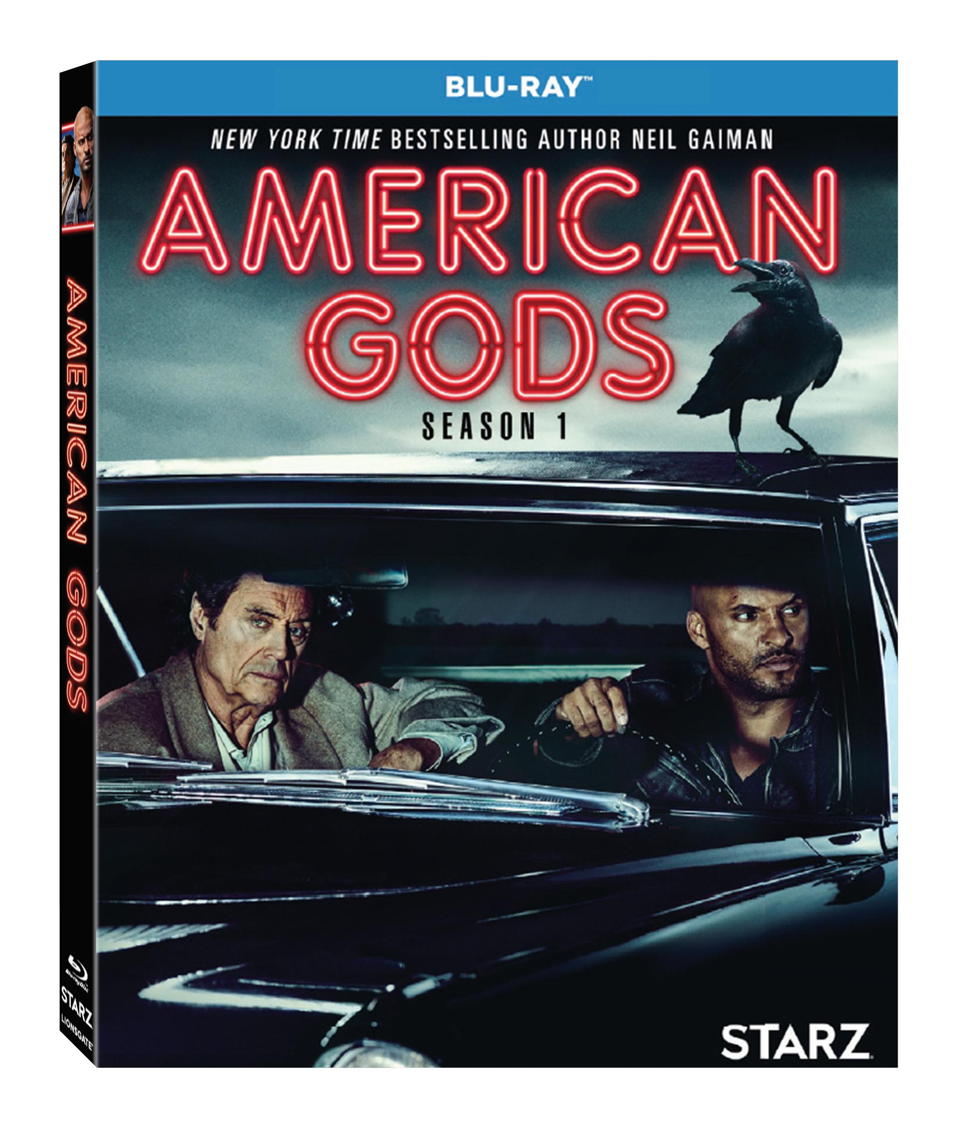 American Gods, Season One, DVD