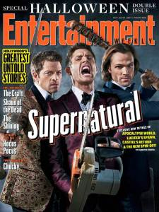 Entertainment Weekly, Supernatural