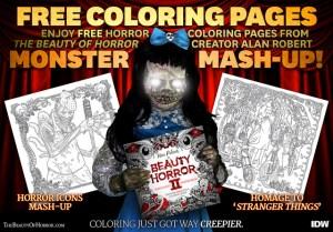 Monster Mash-up, Alan Robert
