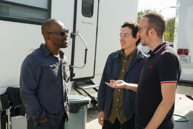 Lennie James Fea, Walking Dead