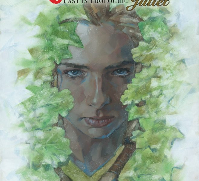 Interview: Conor McCreery Talks 'Kill Shakespeare Volume 5: Past Is Prologue: Juliet!'