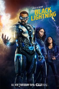 Black Lightning Episode 4, CW