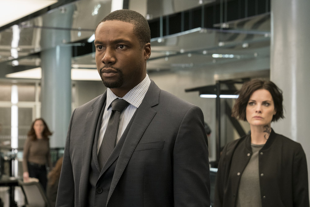 Blindspot Season 3 Episode 12, NBC