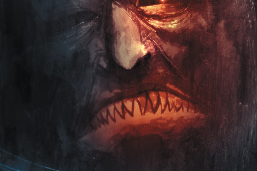 5 Reasons To Get '30 Days of Night' #4 (IDW Publishing)!