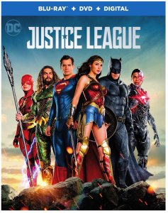 Justice League DVD, Gal Gadot
