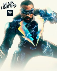 Black Lightning Episode 7, CW