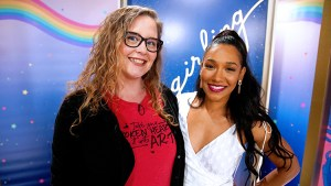 Candice Patton Fangirling, The Flash