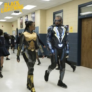 Black Lightning Finale, CW