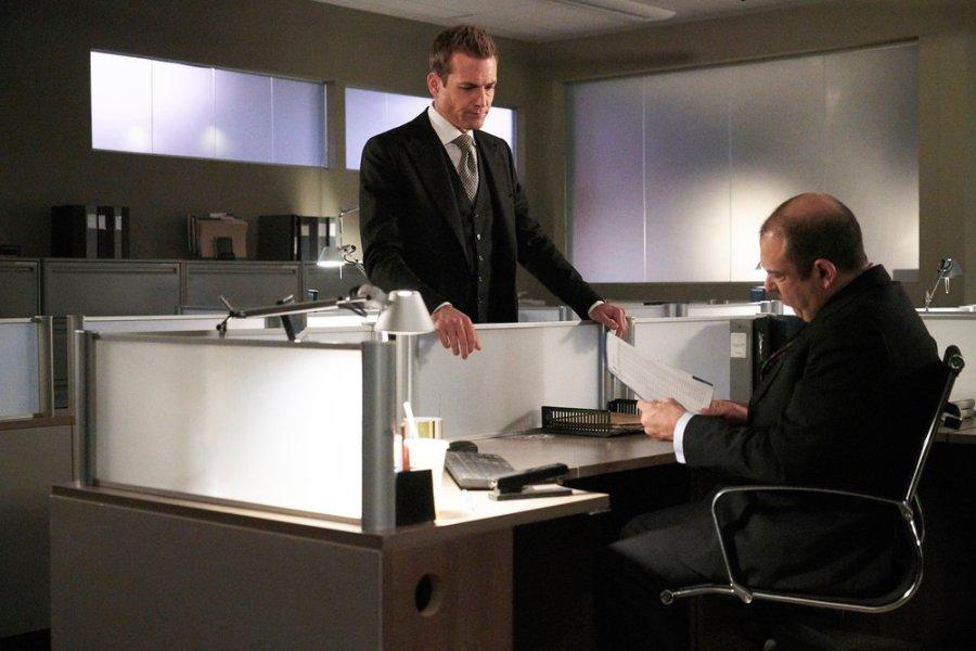 "'Suits' Season 7 Recap: Episode 14 ""Pulling The Goalie"""