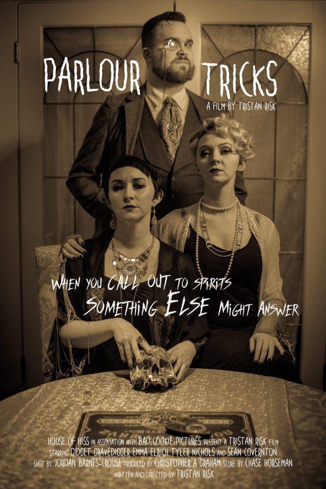 Tristan Risk Parlour Tricks, Tristan Risk, Parlour