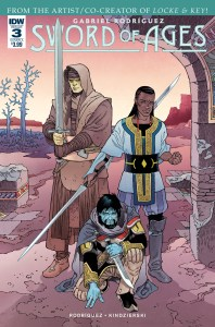 Sword Ages #3, IDW Publishing