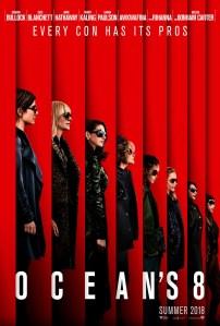 Ocean's 8 Official Main Trailer, Sandra Bullock