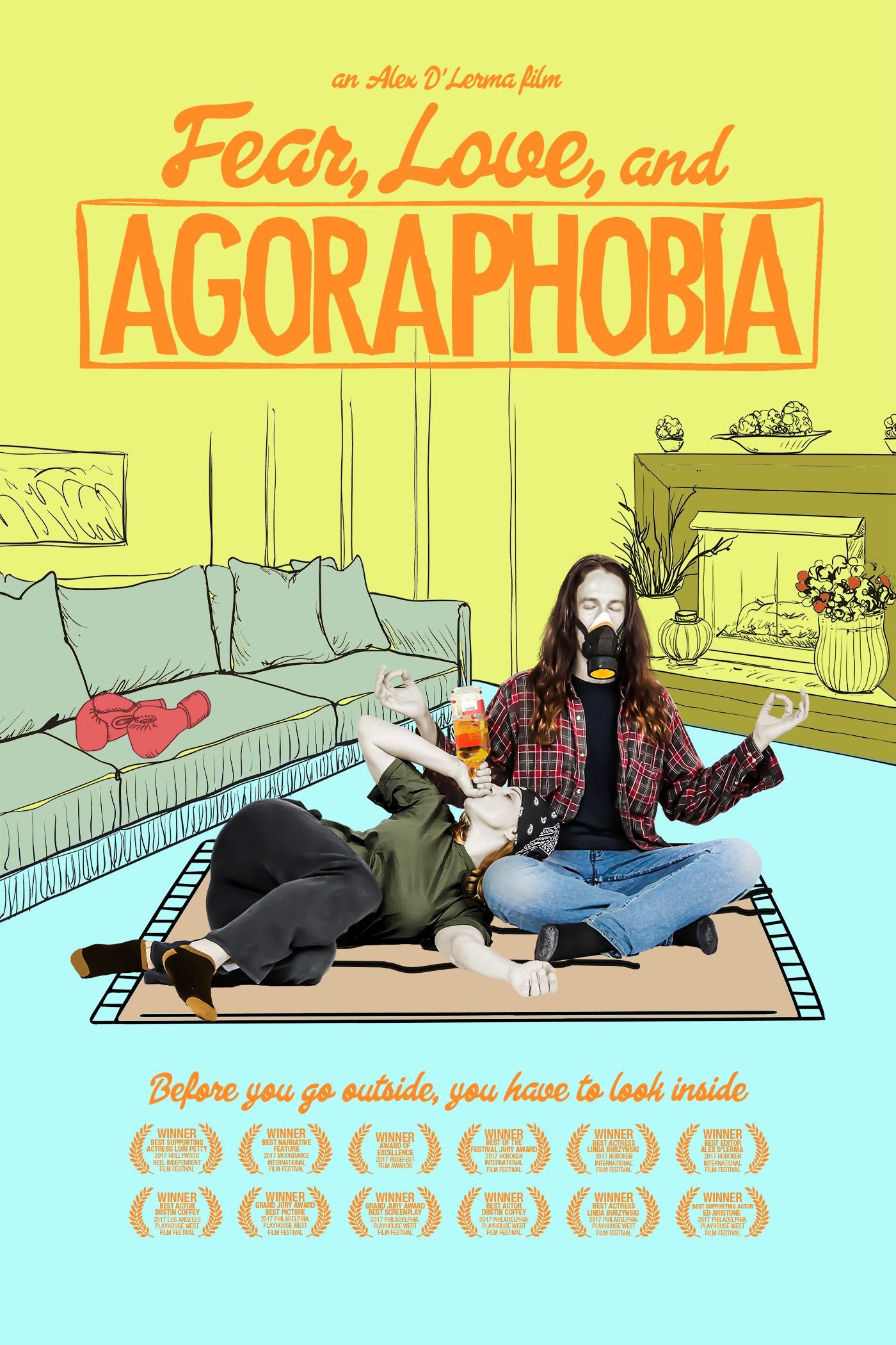 Fear, Love, And Agoraphobia, Alex D'Lerma
