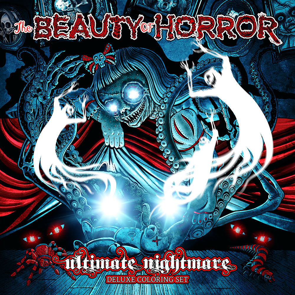 Ultimate Nightmare Trailer, Beauty Horror: Ultimate Nightmare Deluxe, IDW Publishing