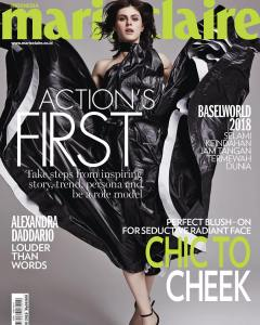 Marie Claire Indonesia Cover, Marie Claire