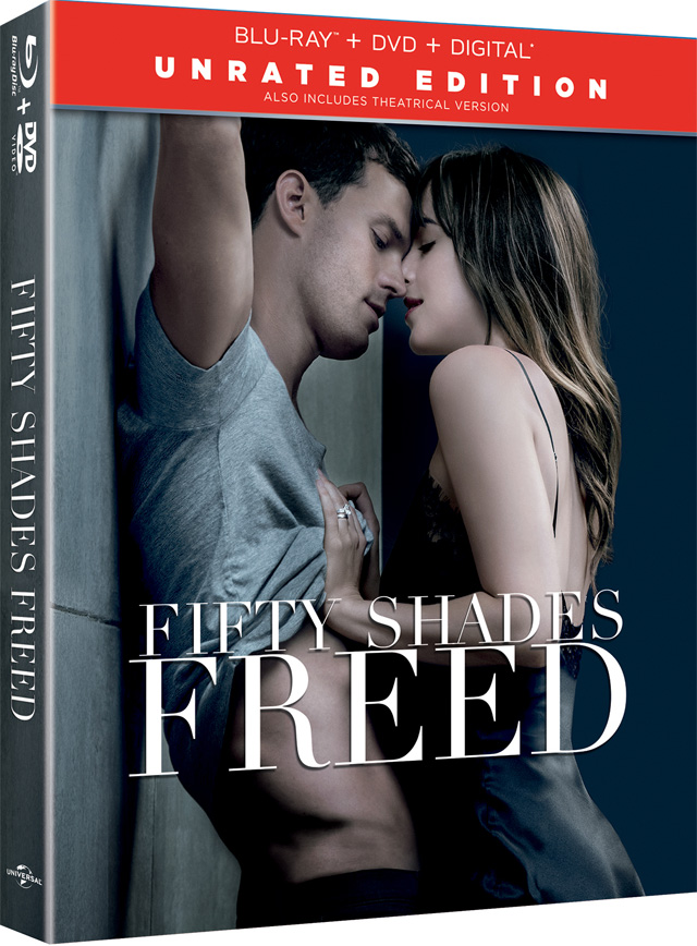 fifty shades freed unrated edition vs theatrical