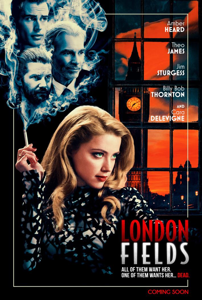 London Fields, Amber Heard