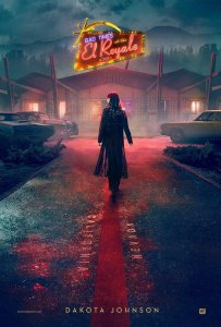 Bad Times Poster, El Royale